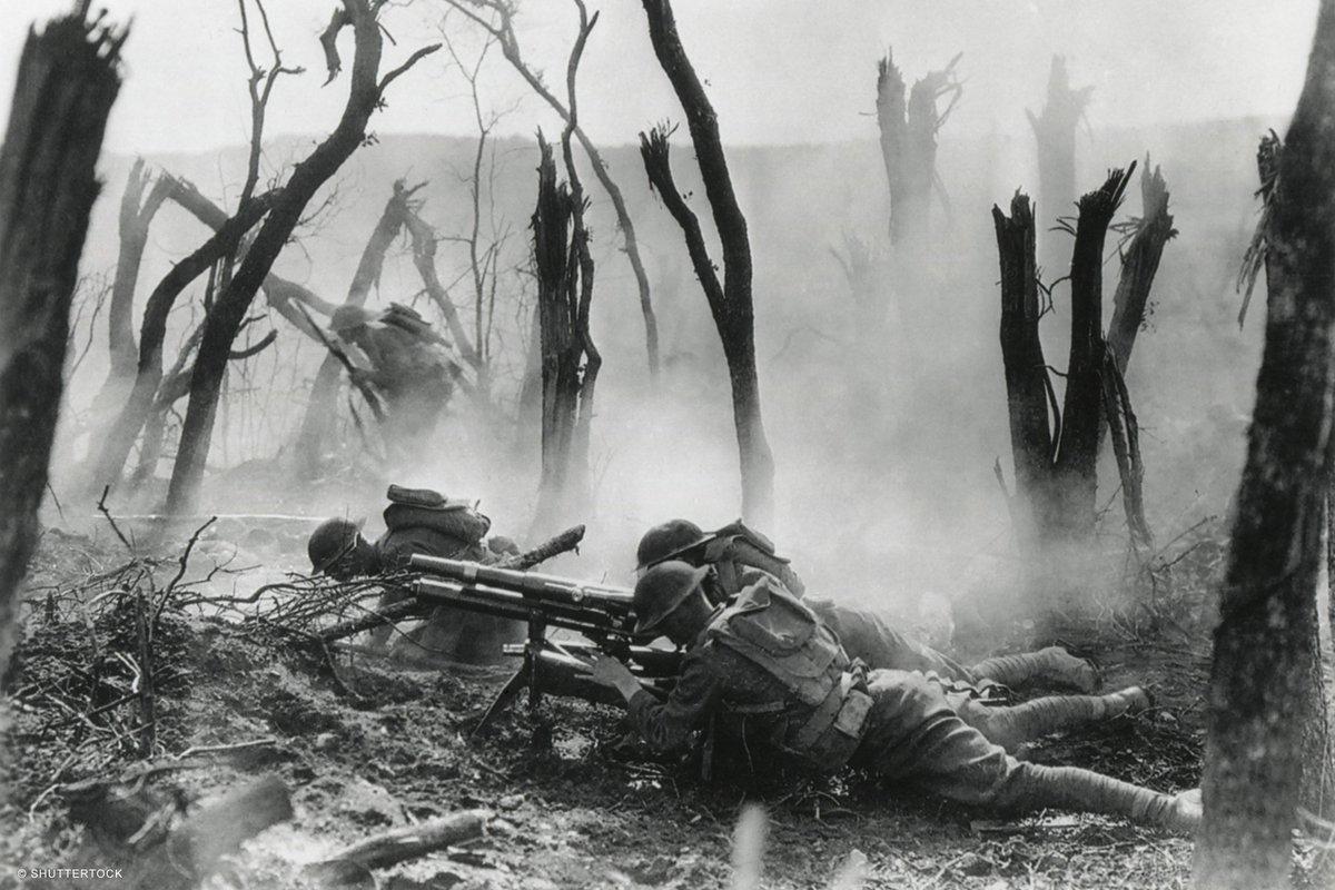ما هي الحرب العالمية الاولى