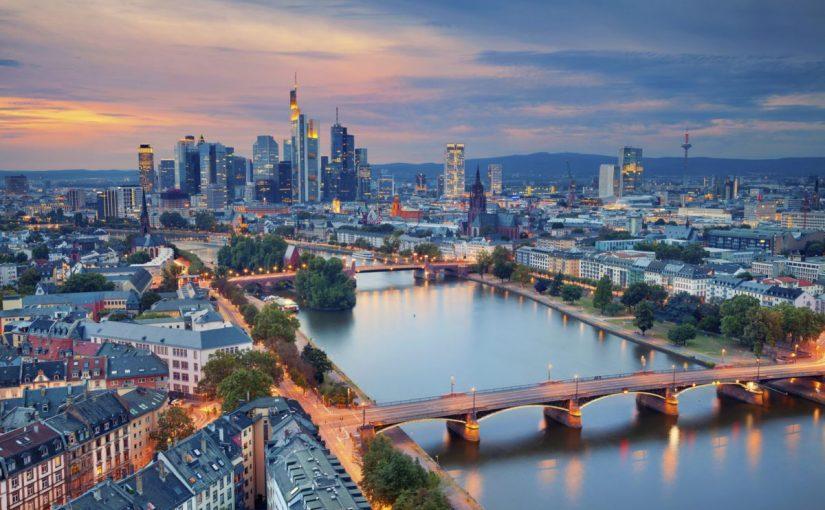 السياحة في ألمانيا فرانكفورت