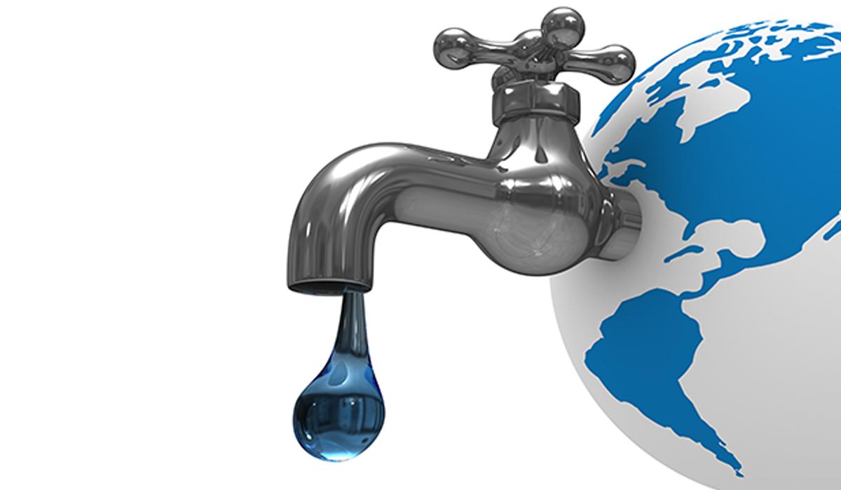 مشكلة نقص المياه في الإمارات