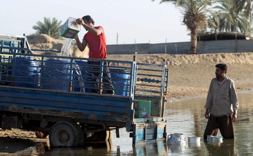 حلول مشكلة نقص المياه في الامارات