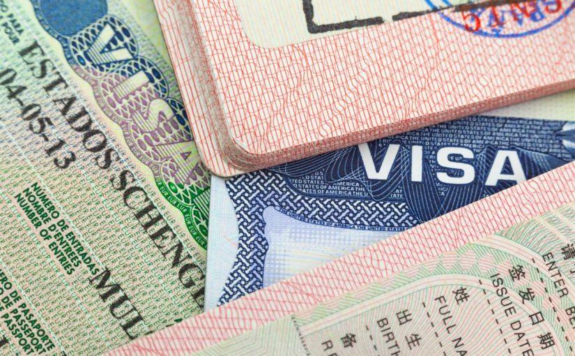 طريقة تأشيرة خروج لحاملي الجوازات الدبلوماسية والخاصة في الجوازات