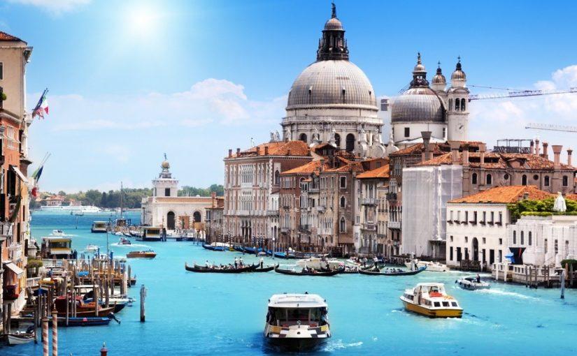 جدول سياحي ايطاليا