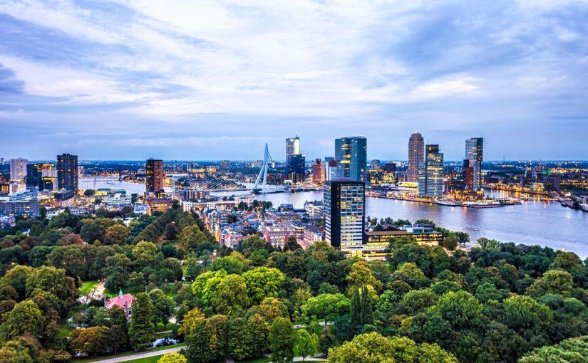 السياحة في هولندا روتردام
