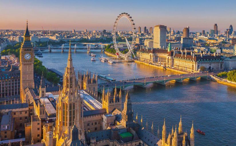 السياحة في انجلترا لندن
