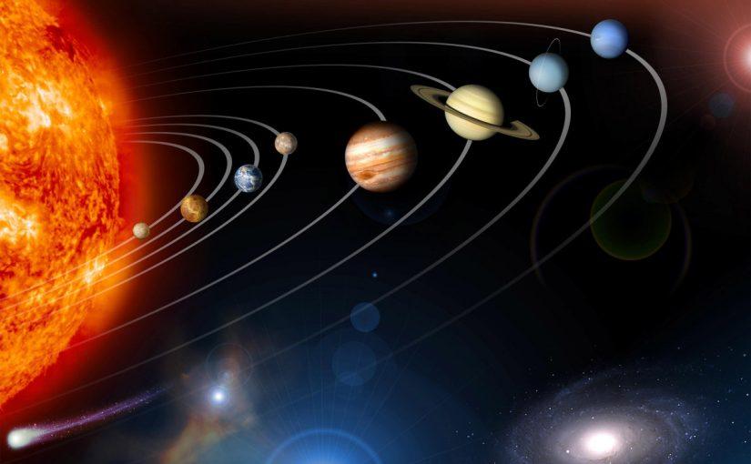 ما هي الكواكب الشمسية