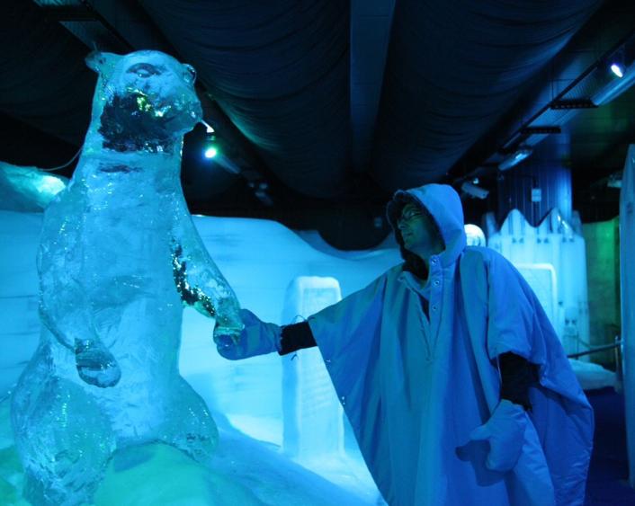 متحف الثلج