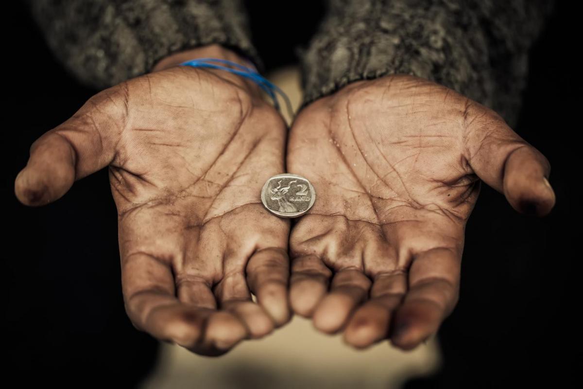 بحث عن الفقر وأسبابه وطرق علاجه