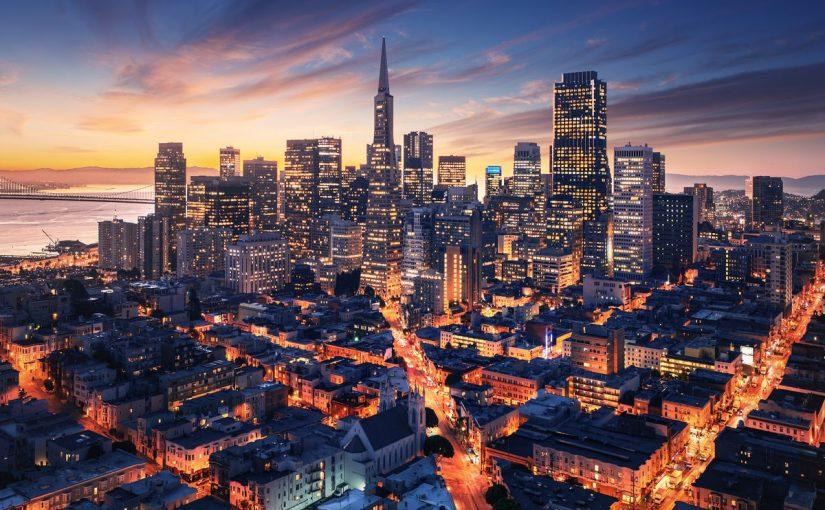 السياحة في أمريكا سان فرانسيسكو