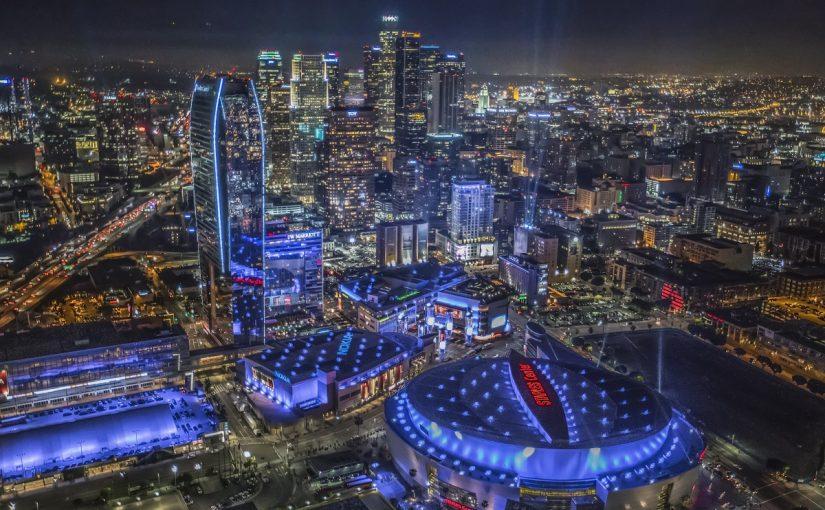 السياحة في أمريكا لوس أنجلوس