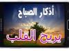 اذكار الصباح حصن المسلم مكتوبة
