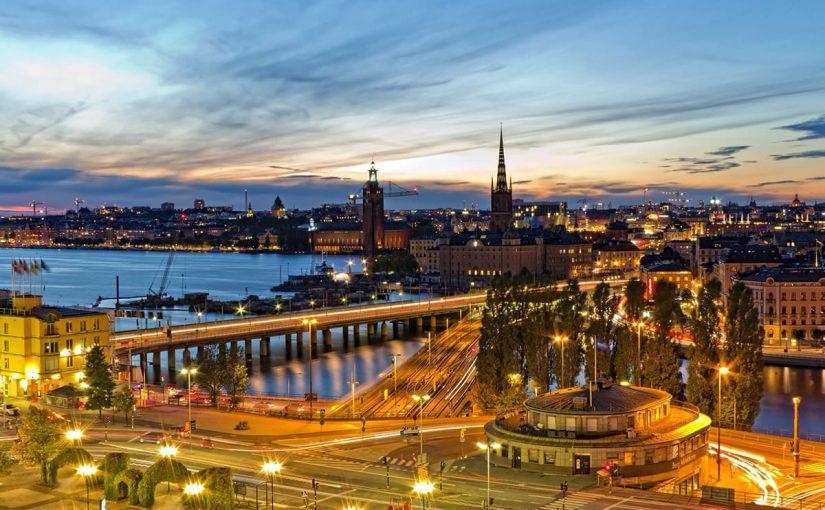 السياحة في السويد ستوكهولم