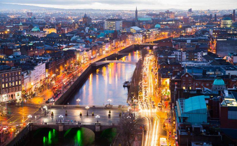 السياحة في أيرلندا دبلن