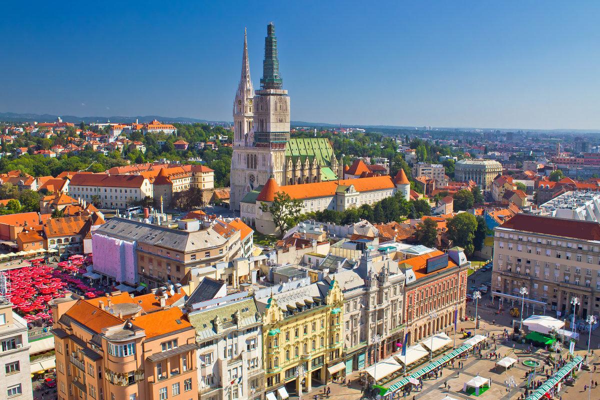 السياحة في كرواتيا زغرب