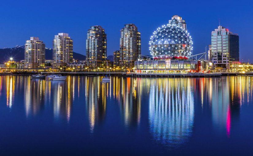 السياحة في كندا فانكوفر