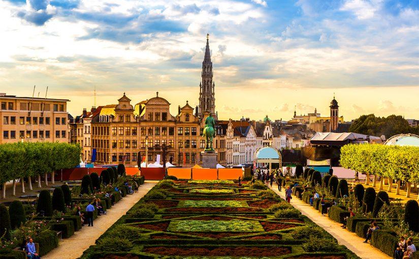 السياحة في بلجيكا بروكسل