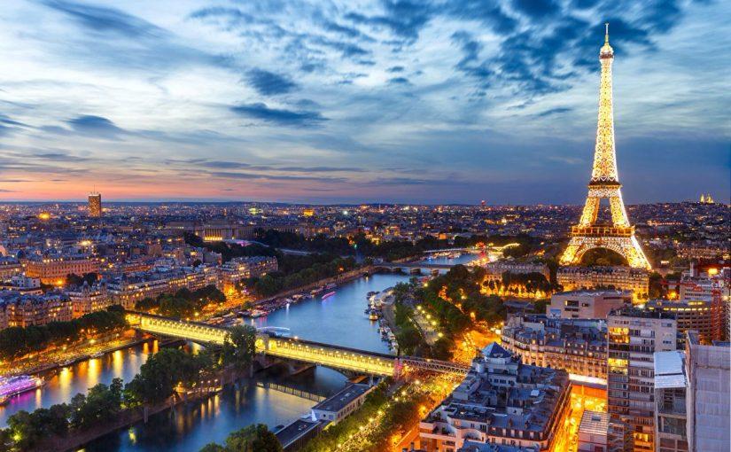السياحة في فرنسا باريس
