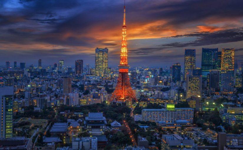 السياحة في اليابان طوكيو