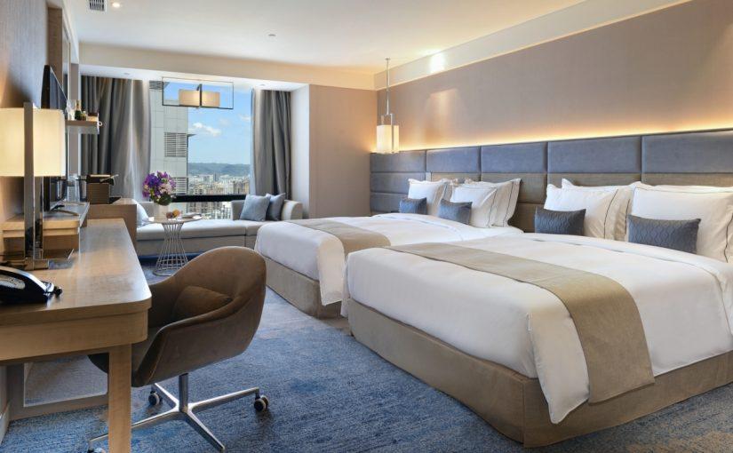 غرفة مشاركة في دبي
