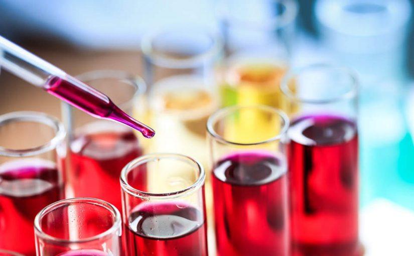 الأحماض والقواعد في الكيمياء