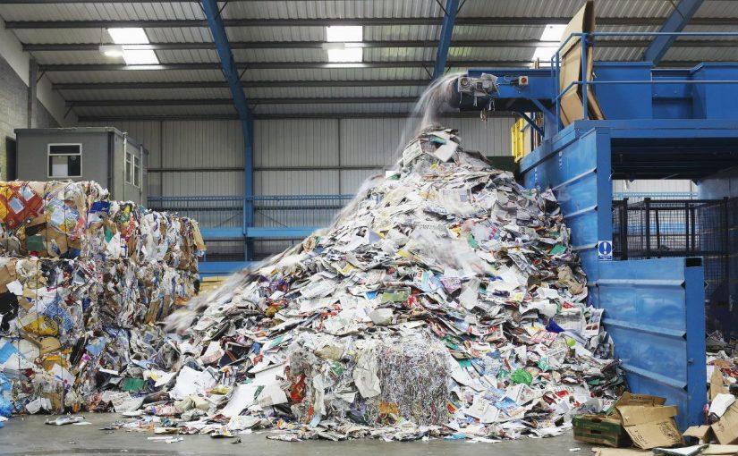 فوائد اعادة التدوير