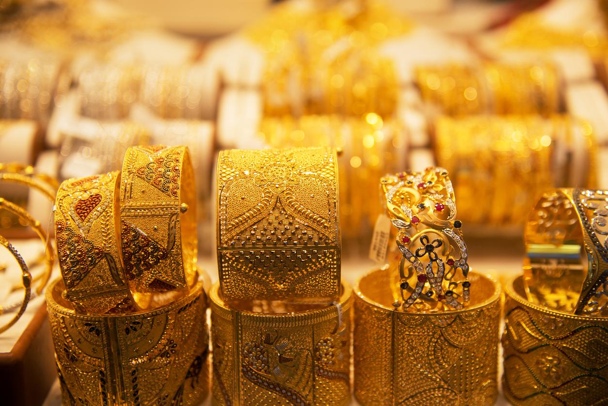 استمرار هبوط أسعار الذهب في السعودية الأحد 15 سبتمبر