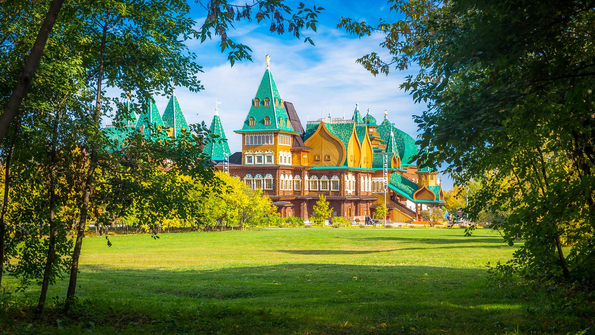 منتزه كولومينسكوي