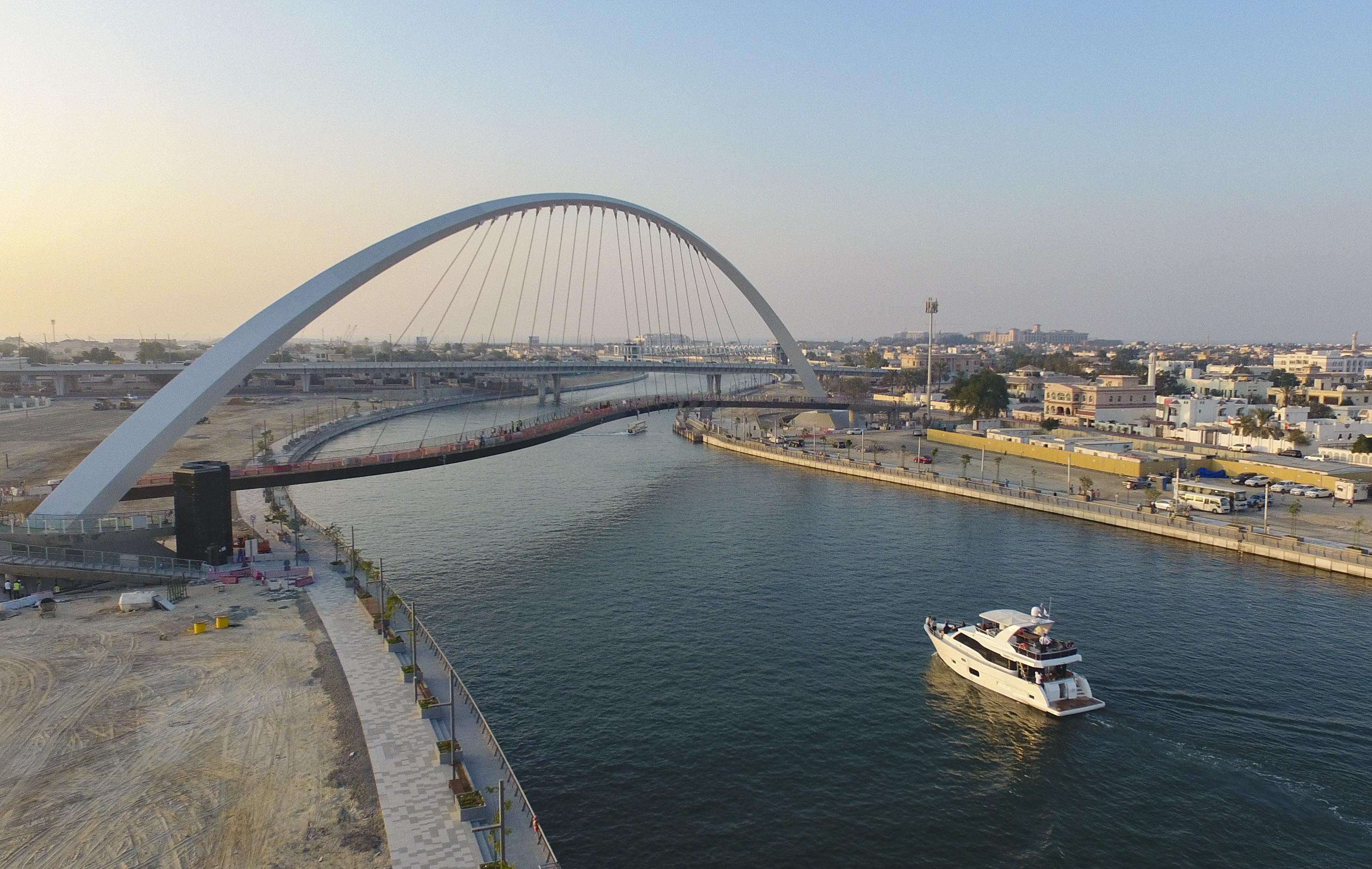 قناة دبي المائية