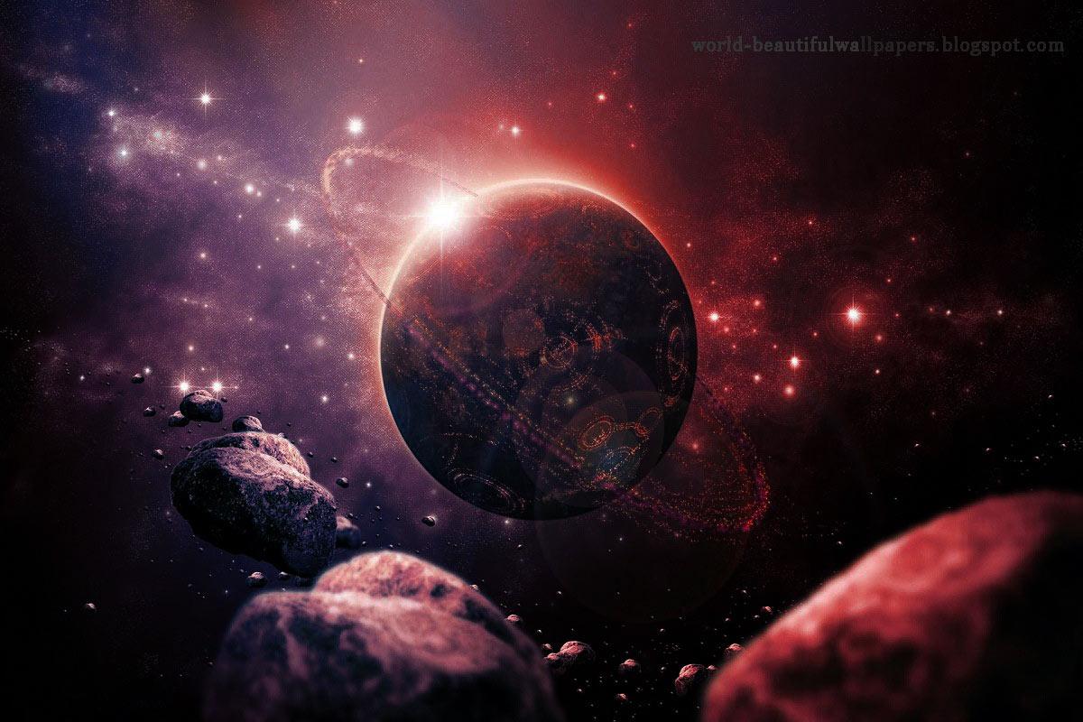 معنى كلمة الفضاء موسوعة