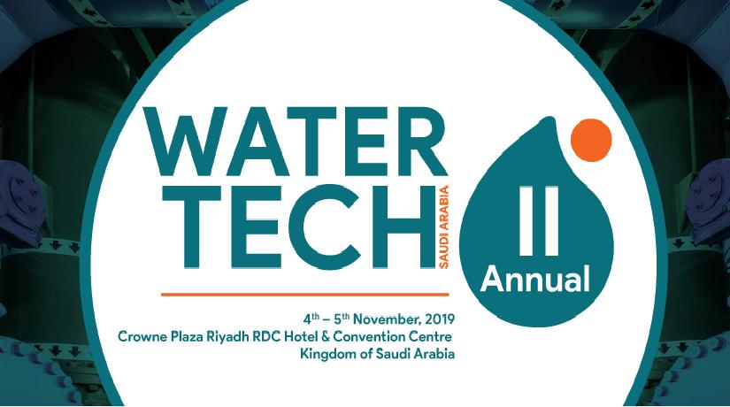 مؤتمر تكنولوجيا المياه السعودي الثاني