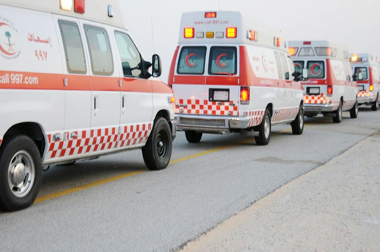 حادث في الدائري الثالث يعيق حركة المرور في العاصمة المقدسة
