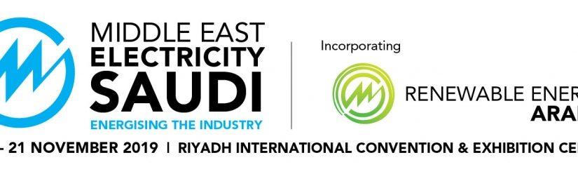 معرض الشرق الأوسط للكهرباء السعودية 2019