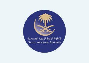 لوجو الطيران السعودي