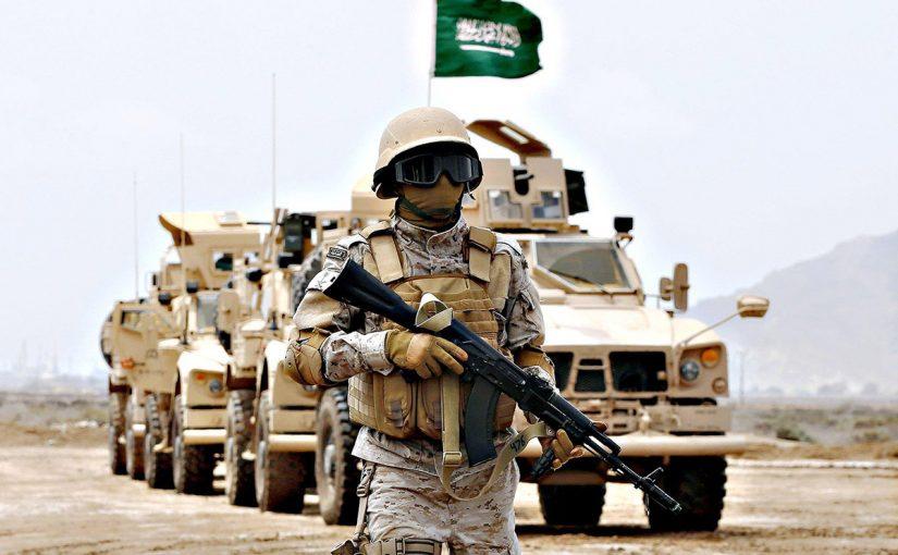 كم عدد الجيش السعودي