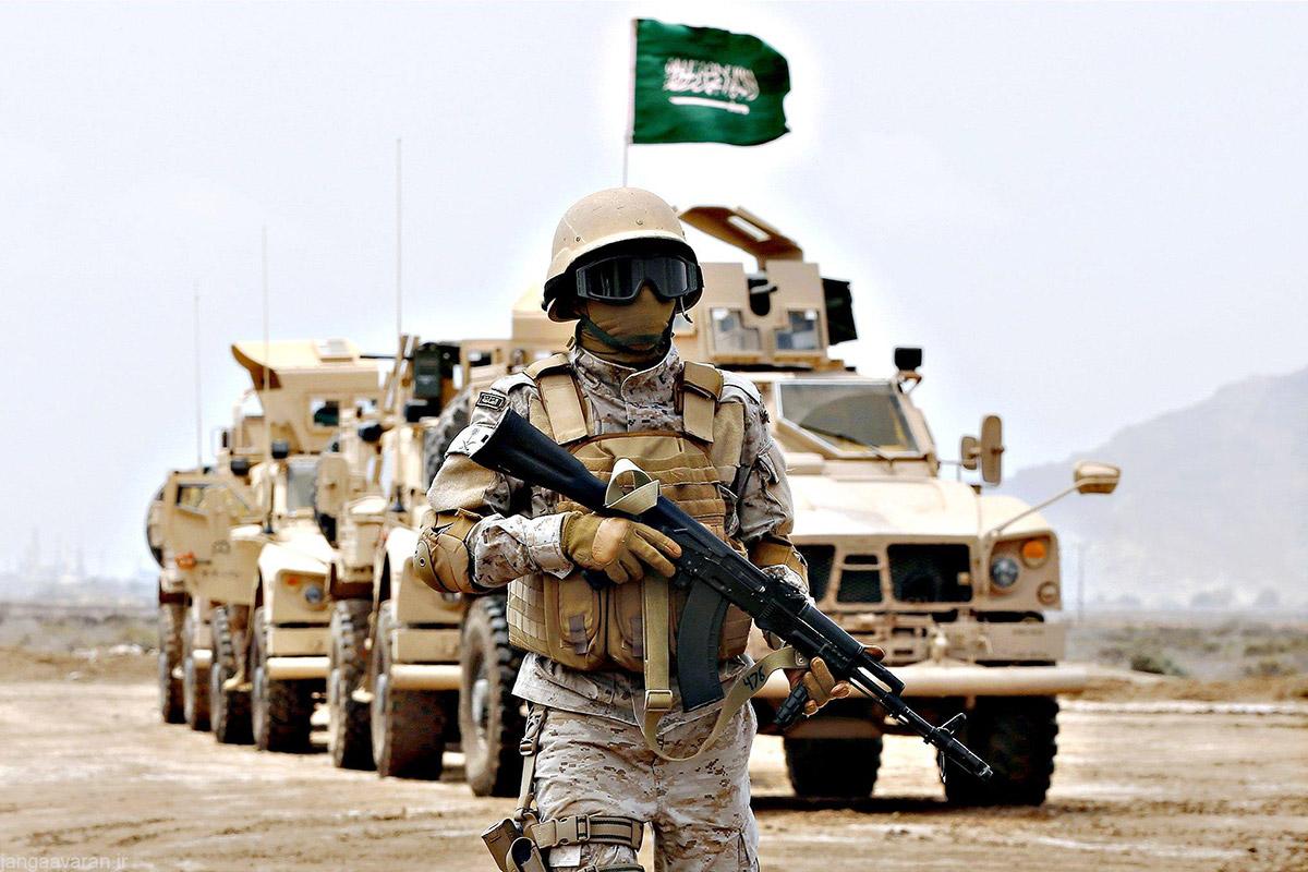 كم عدد الجيش السعودي حالياً - موسوعة