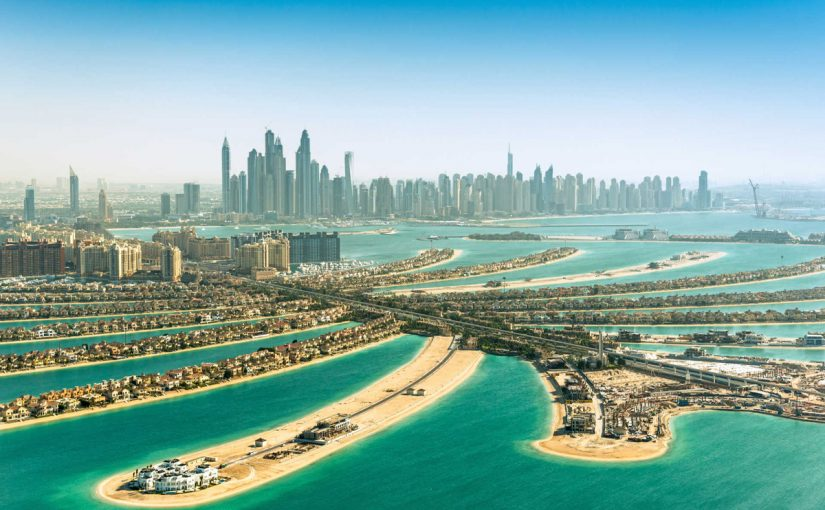 الوجهات السياحية في الإمارات