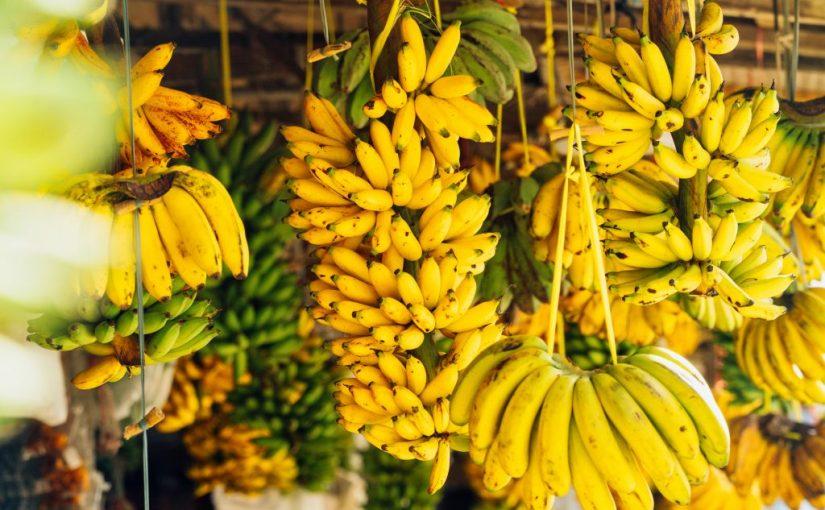 ما فوائد الموز