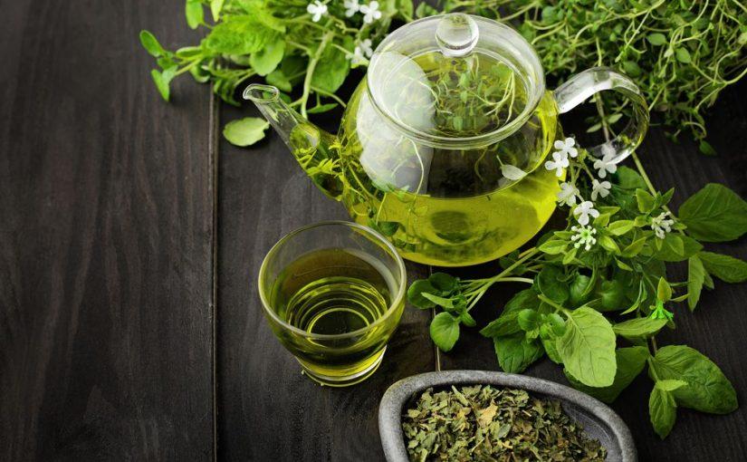 ما فوائد شرب الشاي الأخضر قبل النوم