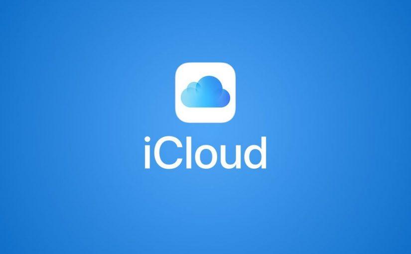 icloud تسجيل دخول