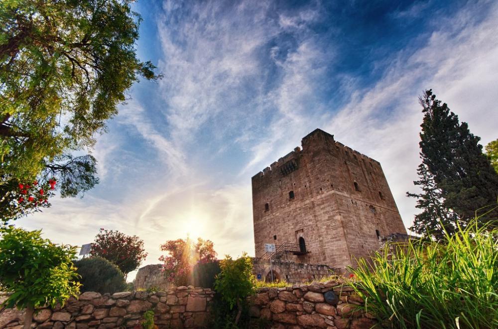 قلعة ليماسول Limasol Kalesi