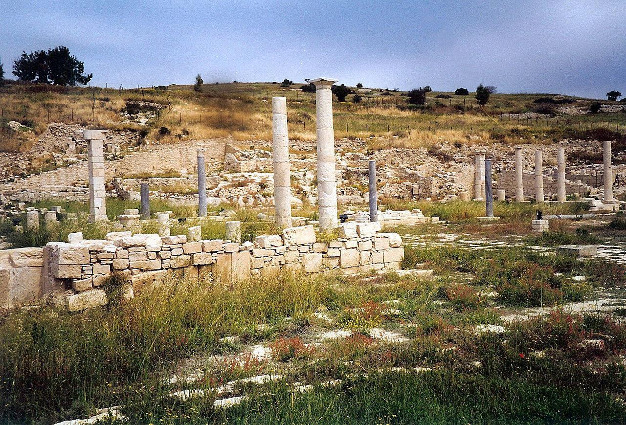 آثار أماثوس  Amathous