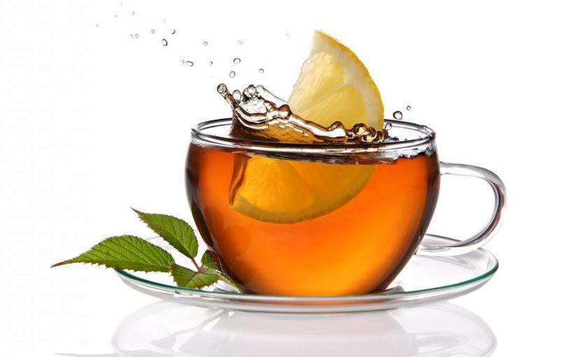 فوائد الشاي بالليمون