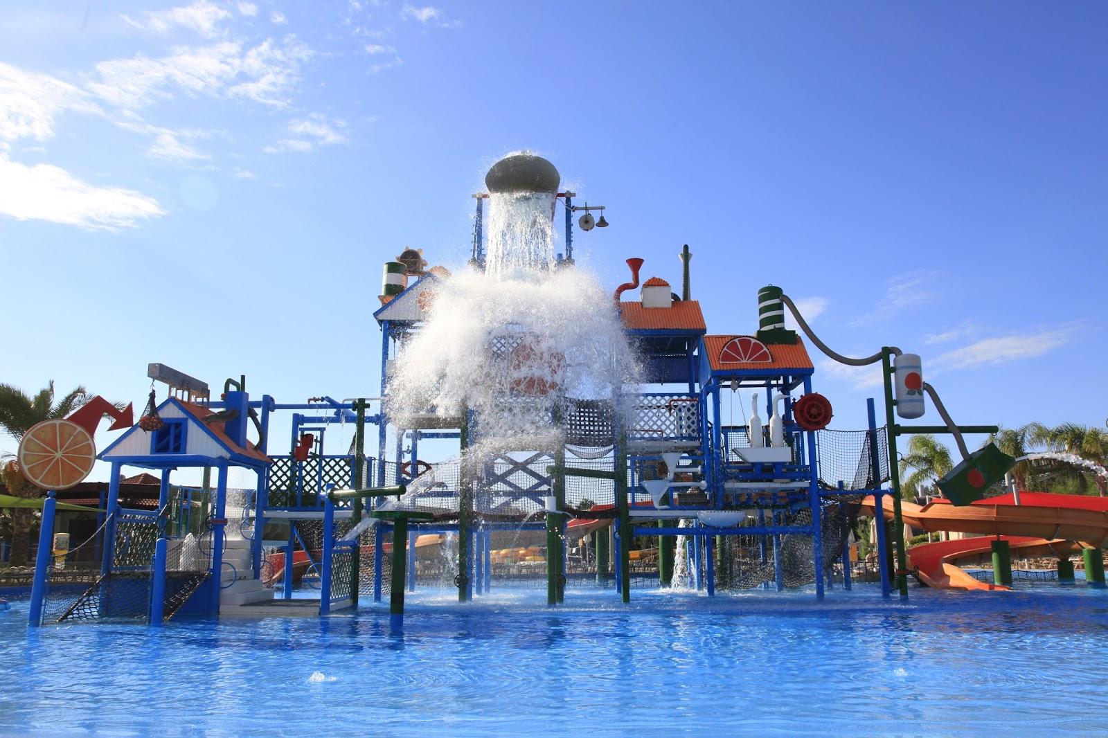 الملاهي المائية فاسوري ووتر مانيا Fassouri Water Park Limassol