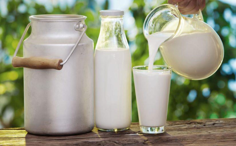 فوائد شرب الحليب للعظام