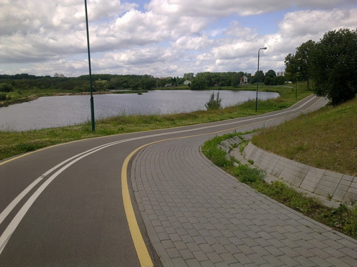 ممرات الدراجات
