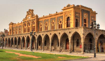 محطة قطار الحجاز