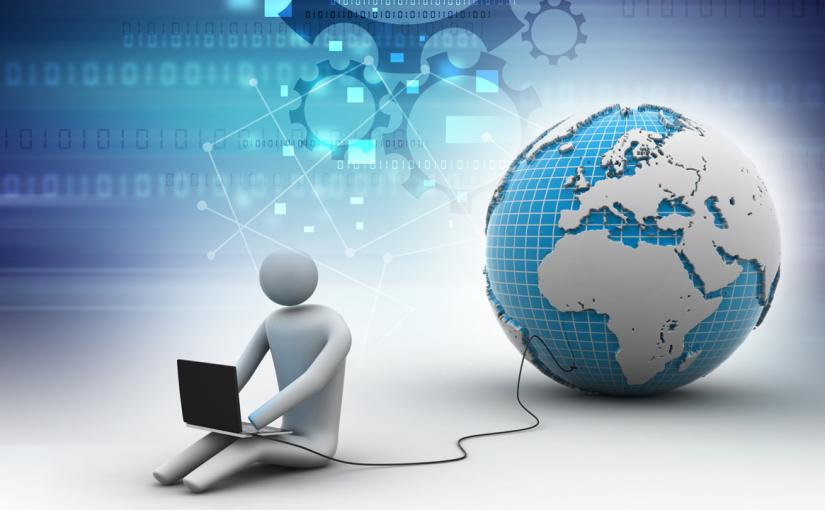 """""""هنا"""" بحث عن شبكة الانترنت ومخاطر مواقع التواصل الاجتماعى"""