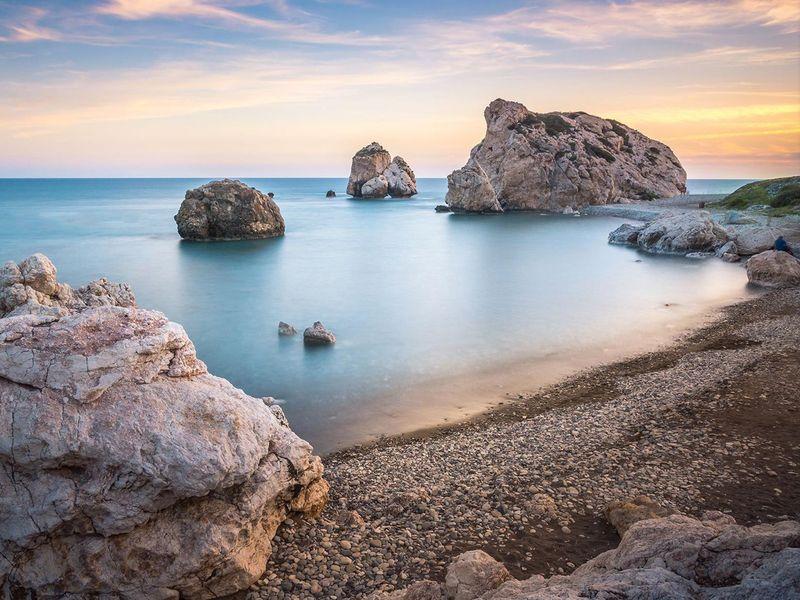 صخرة أفروديت  Aphrodite's Rock