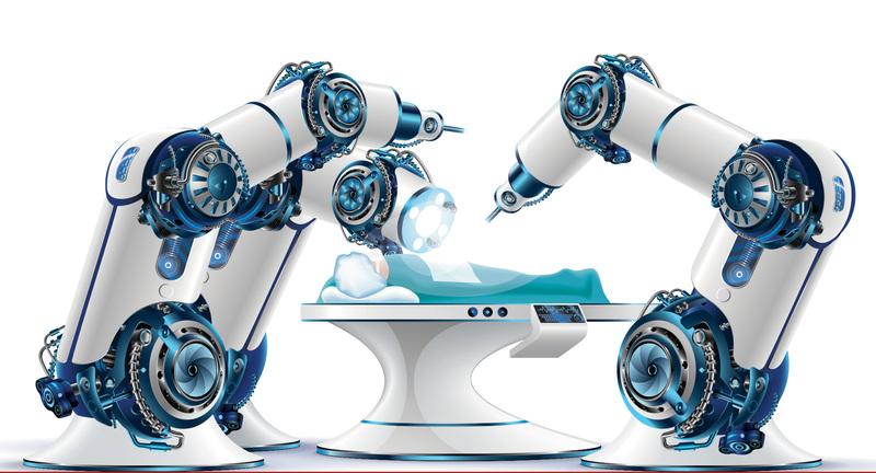 إجراء عمليات العظام بواسطة الذكاء الاصطناعي في دبي