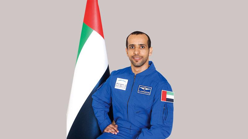 تعرف على موعد انطلاق رحلة رائد الفضاء الإماراتي