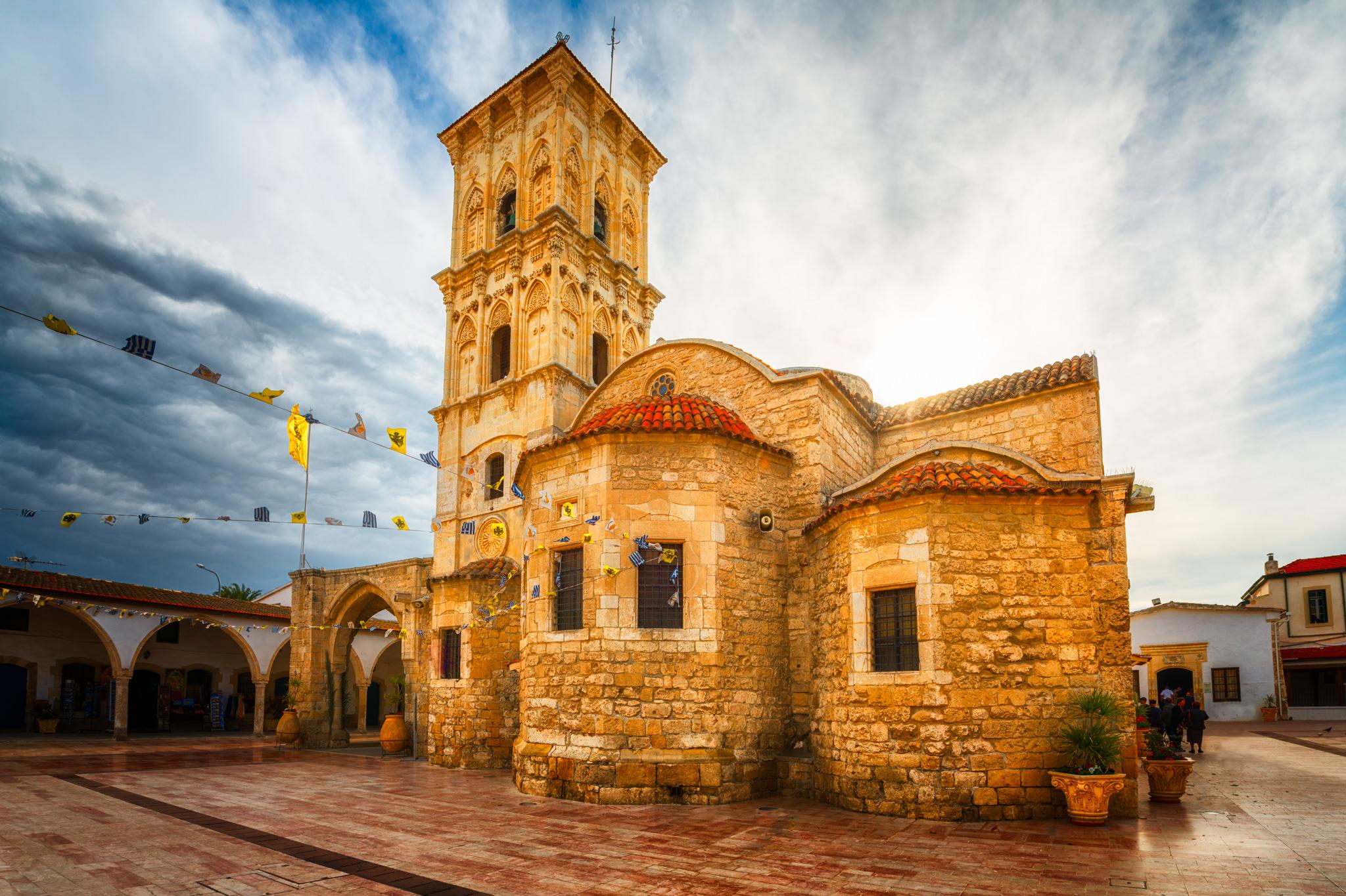 كنيسة القديس لازاروس Church of Saint Lazarus